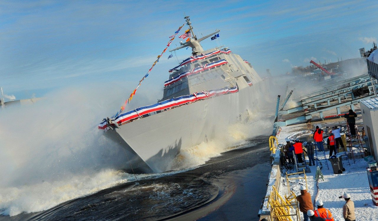 Littoral Combat Ship (LCS) Photo Albums